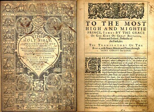 kjv bible1612-1613
