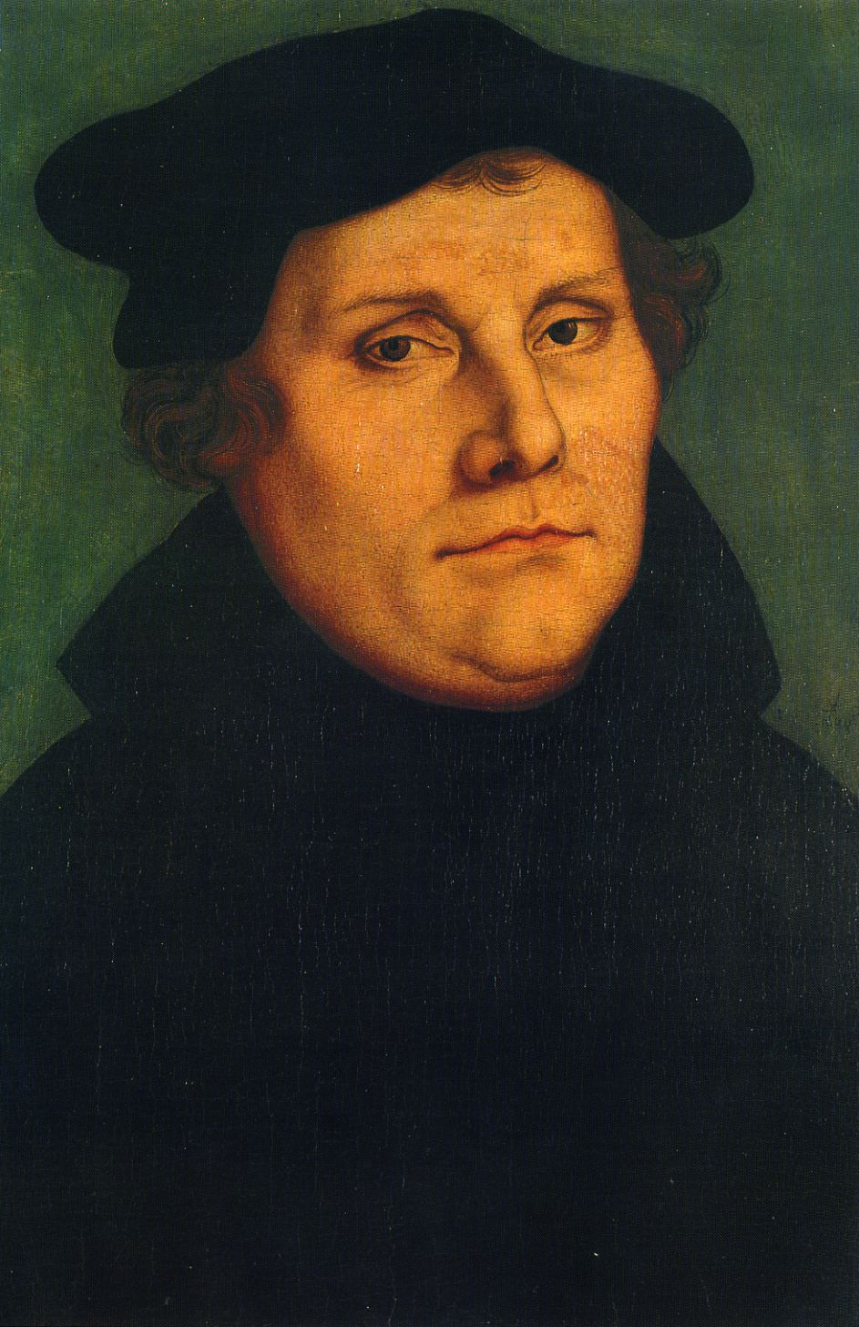 Martin Luther Named After Martin Of Tours