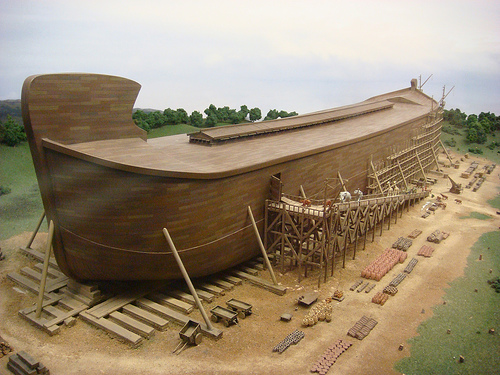 Say No to the Noah Movie  (1/2)