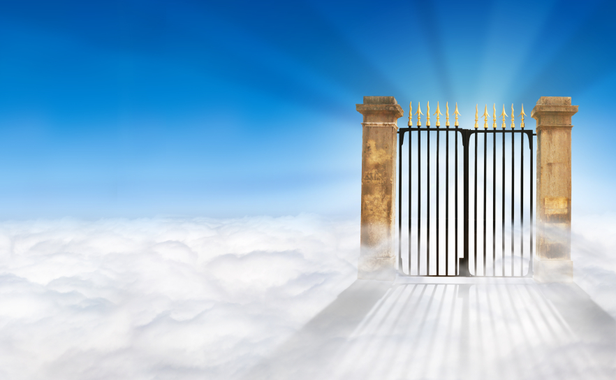 Young Atheist Finds Himself in Heaven! (1/4)