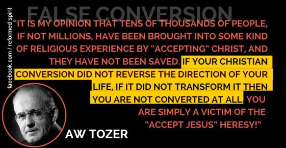 Image result for modern church a w tozer